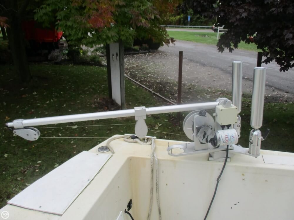 1990 Baha Cruisers boat for sale, model of the boat is 310 Sport Fisherman & Image # 32 of 41