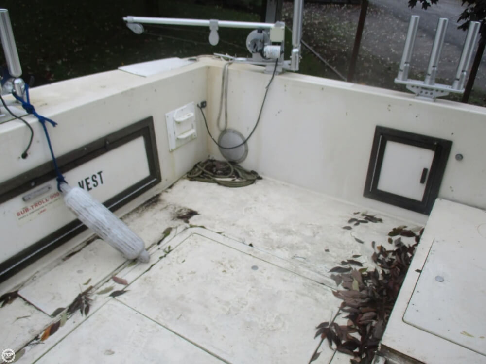 1990 Baha Cruisers boat for sale, model of the boat is 310 Sport Fisherman & Image # 39 of 41