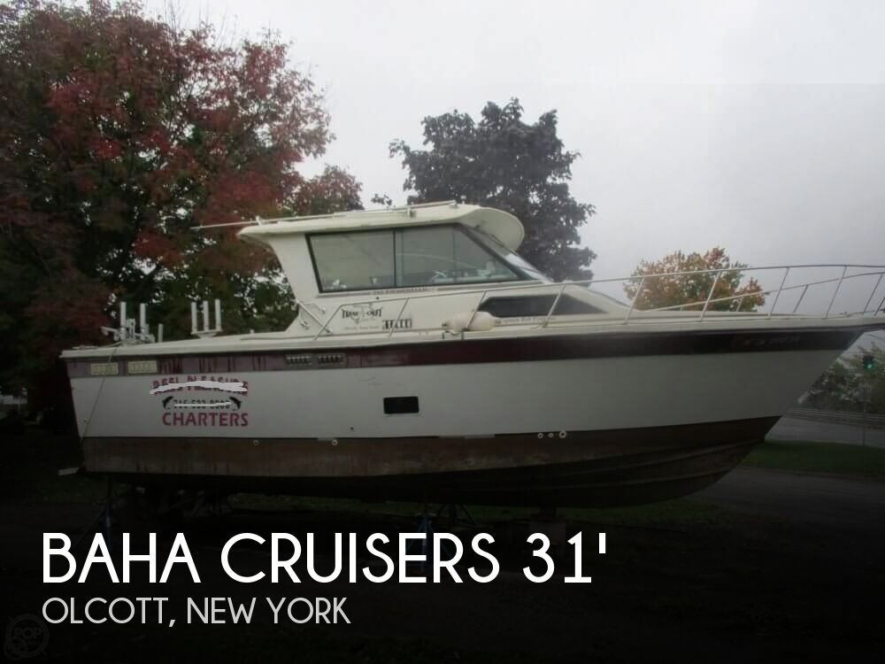 1990 Baha Cruisers boat for sale, model of the boat is 310 Sport Fisherman & Image # 1 of 41