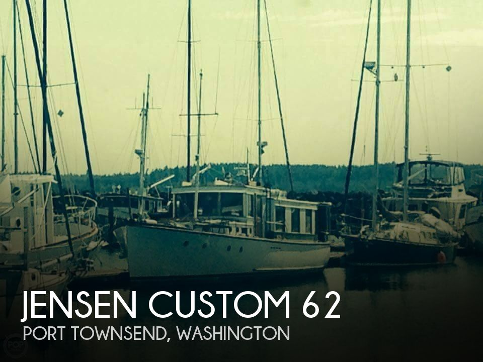 Used Jensen Boats For Sale by owner | 1946 Jensen 62