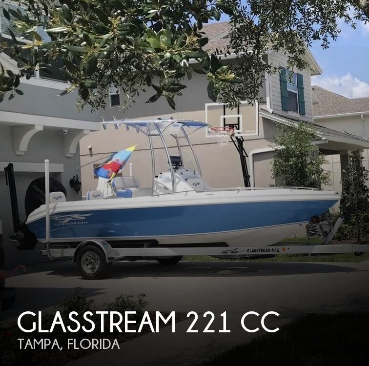 Used Glasstream Boats For Sale by owner | 2017 Glasstream 22