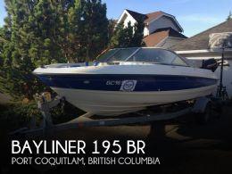 2006 Bayliner 195 BR