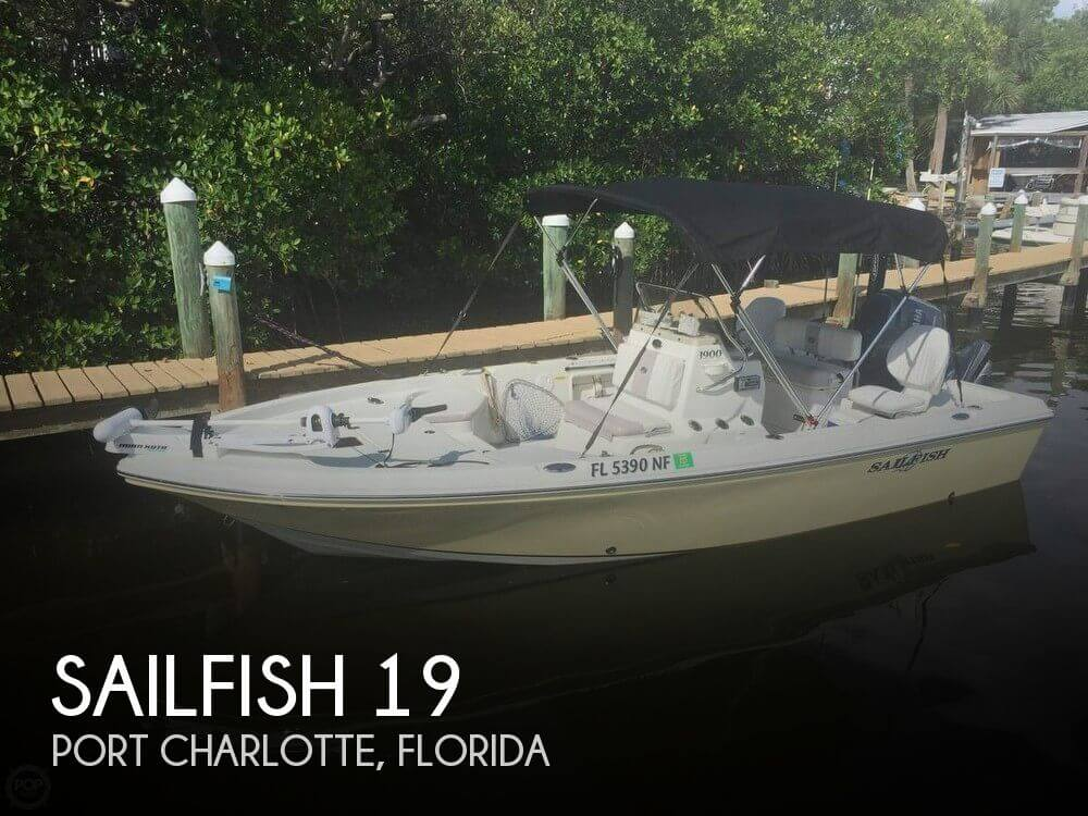 Used Sailfish Boats For Sale by owner | 2006 Sailfish 19
