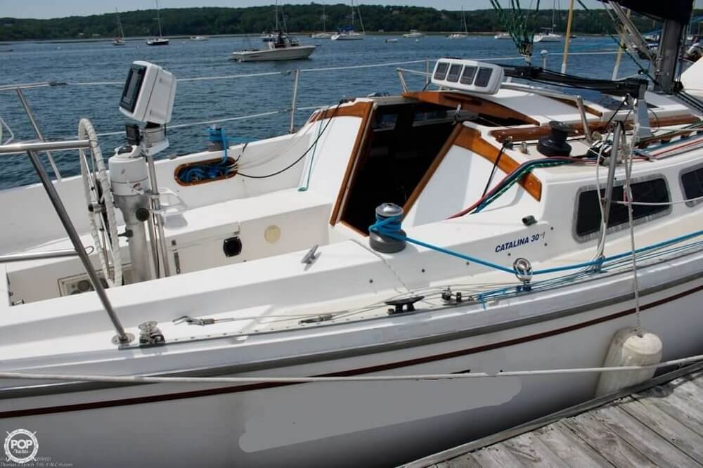 1980 Catalina 30 TRBS Mark I For Sale