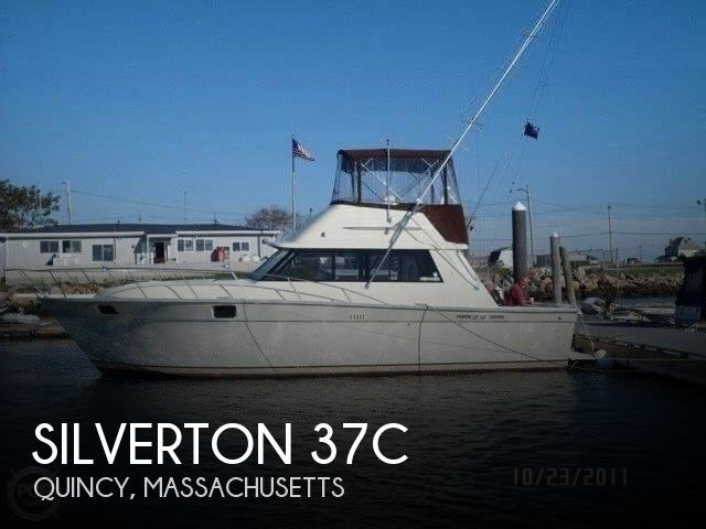 Used Silverton Fishing boats For Sale by owner | 1983 Silverton 37