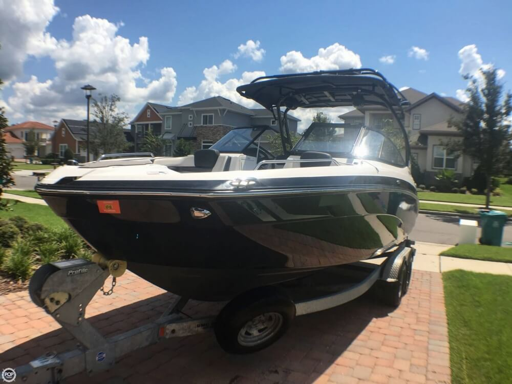 2017 Yamaha boat for sale, model of the boat is 242X E & Image # 21 of 40