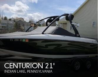 Used Boats For Sale in Pittsburgh, Pennsylvania by owner | 2007 Centurion 21