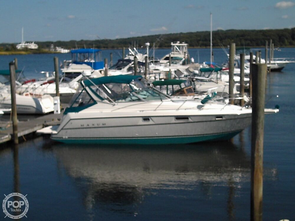 1996 Maxum boat for sale, model of the boat is 3200 & Image # 2 of 17