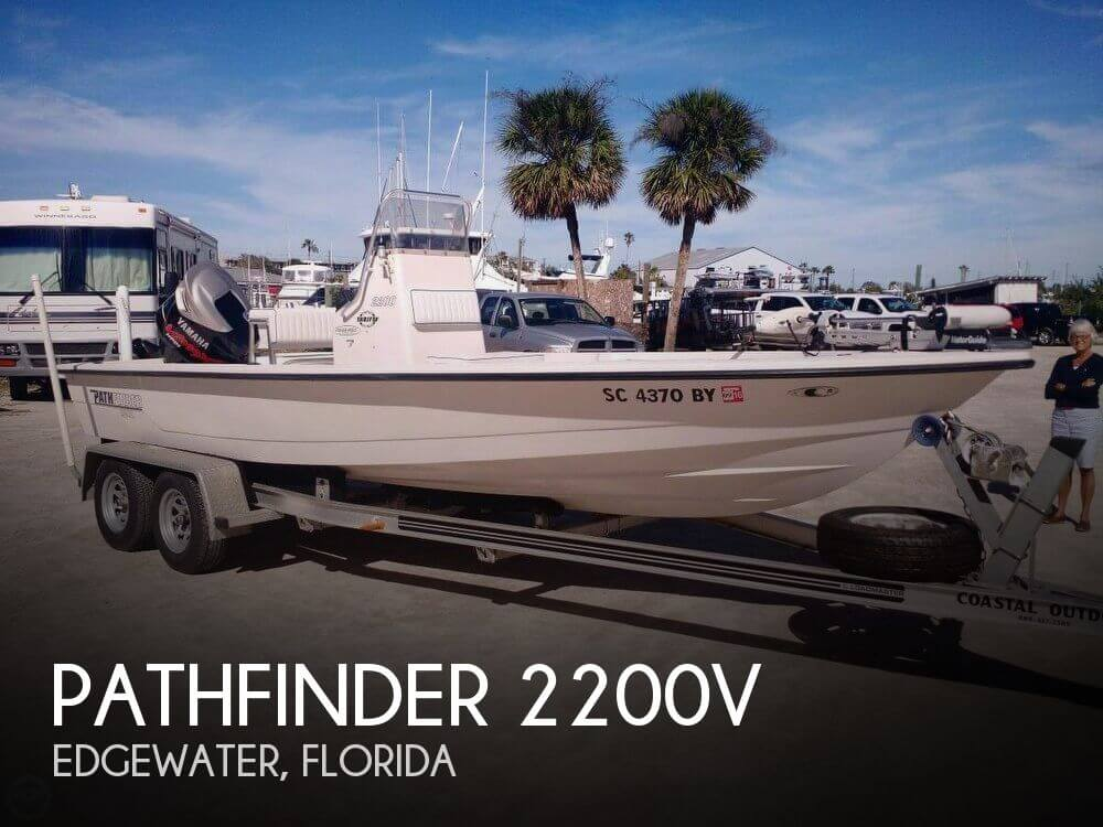Used Pathfinder Boats For Sale by owner | 2004 Pathfinder 21