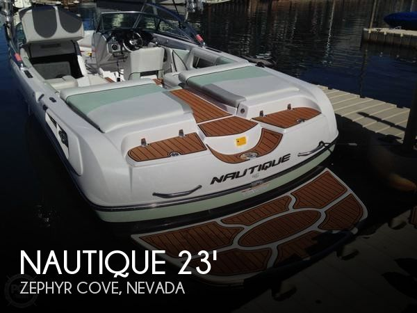 Used Boats For Sale in Reno, Nevada by owner | 2008 Nautique 23