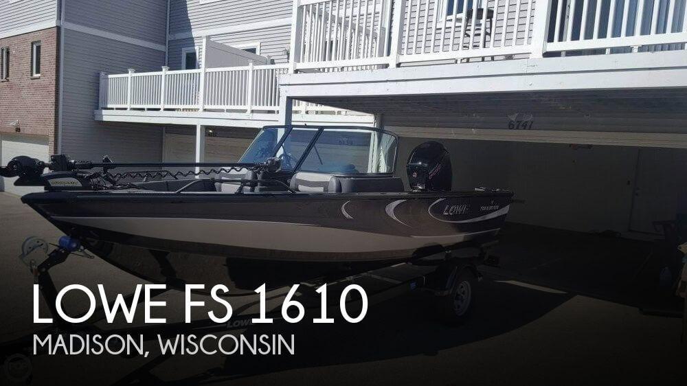 2017 LOWE FS 1610 for sale