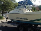 1996 Seaswirl 2100 Striper - #1