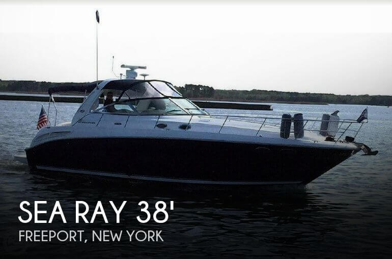 Used Sea Ray Boats For Sale in New York by owner | 2004 Sea Ray 38