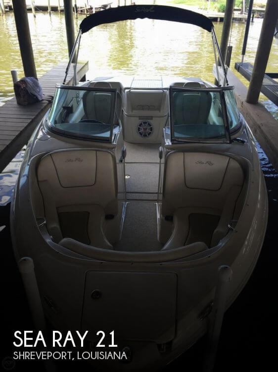 Used Sea Ray 21 Boats For Sale by owner | 2007 Sea Ray 21