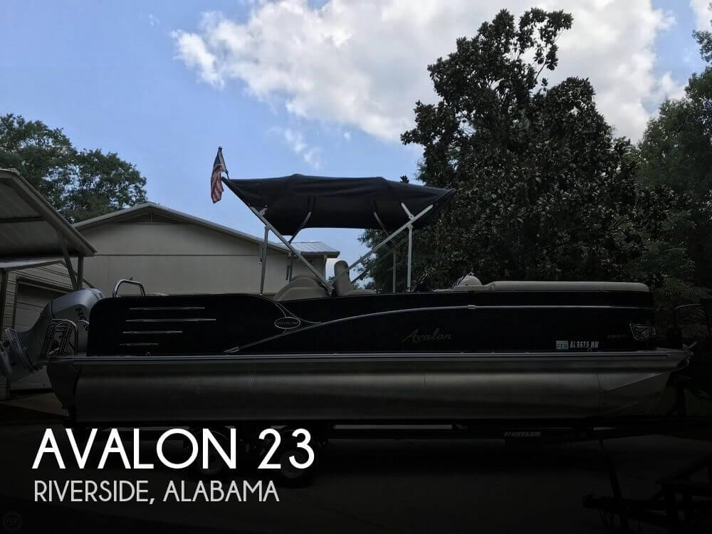 Used Boats For Sale in Birmingham, Alabama by owner | 2016 Avalon 23