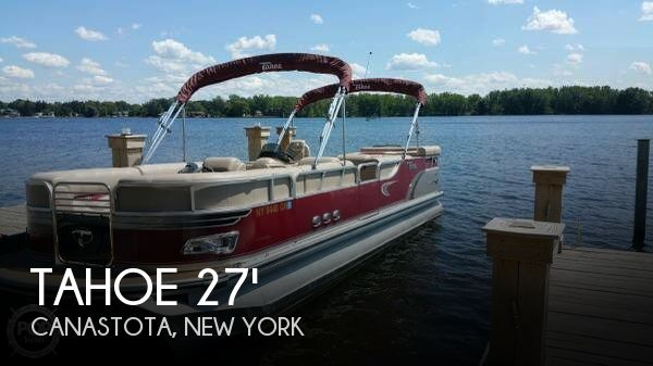Used Tahoe Boats For Sale by owner | 2013 Tahoe 27