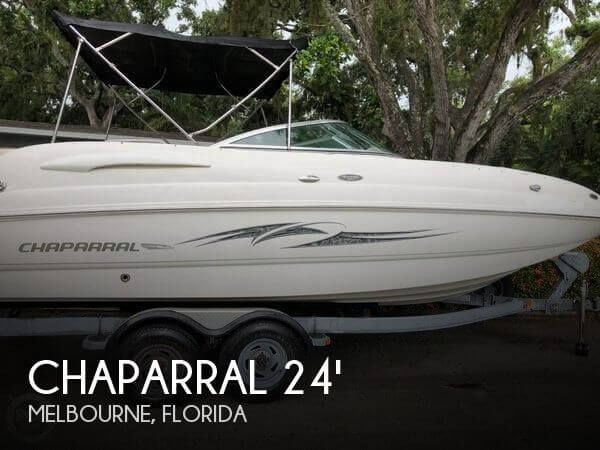 Used Chaparral 24 Boats For Sale by owner | 2007 Chaparral 24