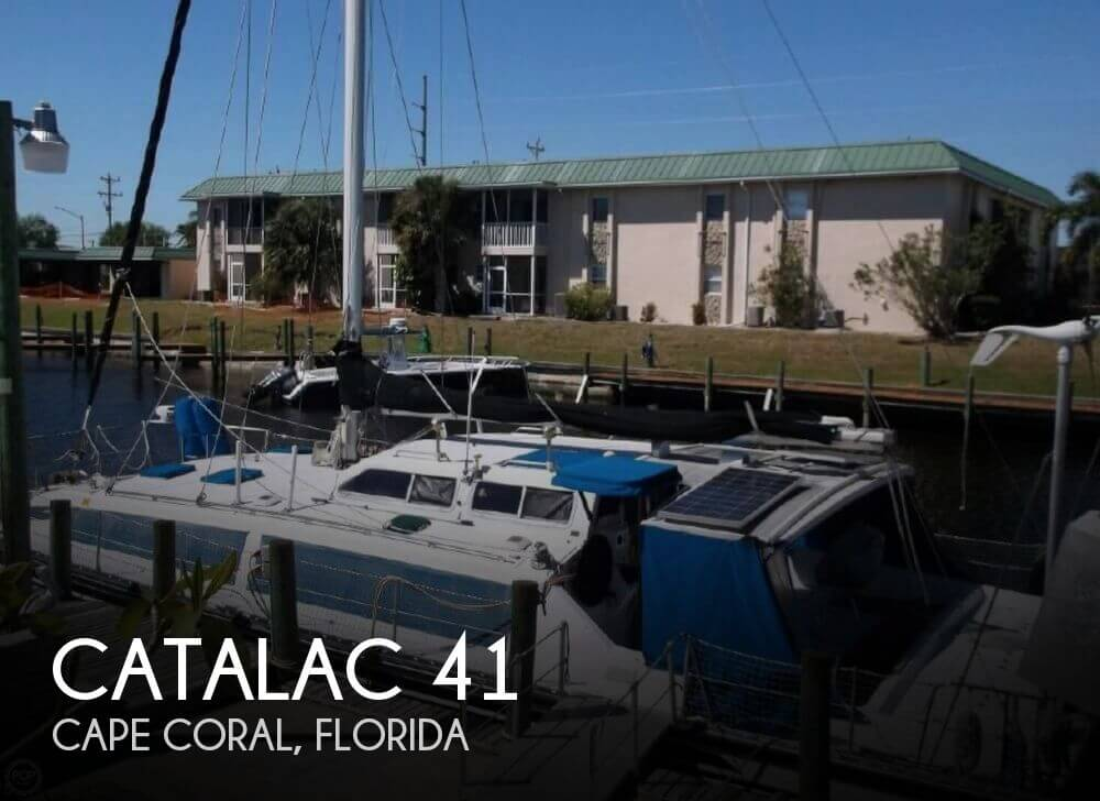Used Catalac Boats For Sale by owner | 1983 Catalac 41