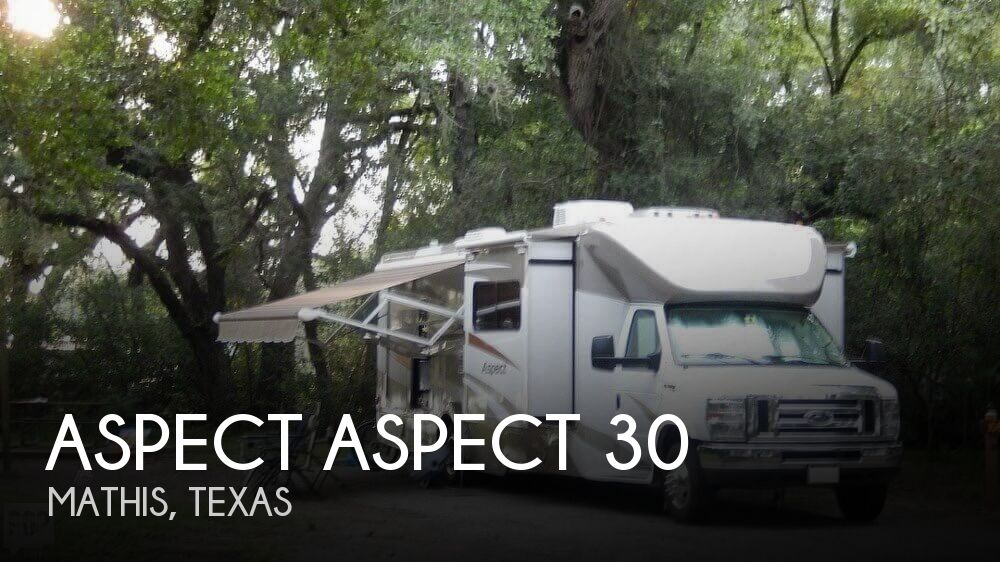 2013 Winnebago Aspect Aspect 30