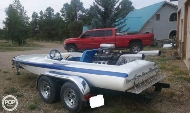 Sanger Drag Runner, 18', for sale - $24,900