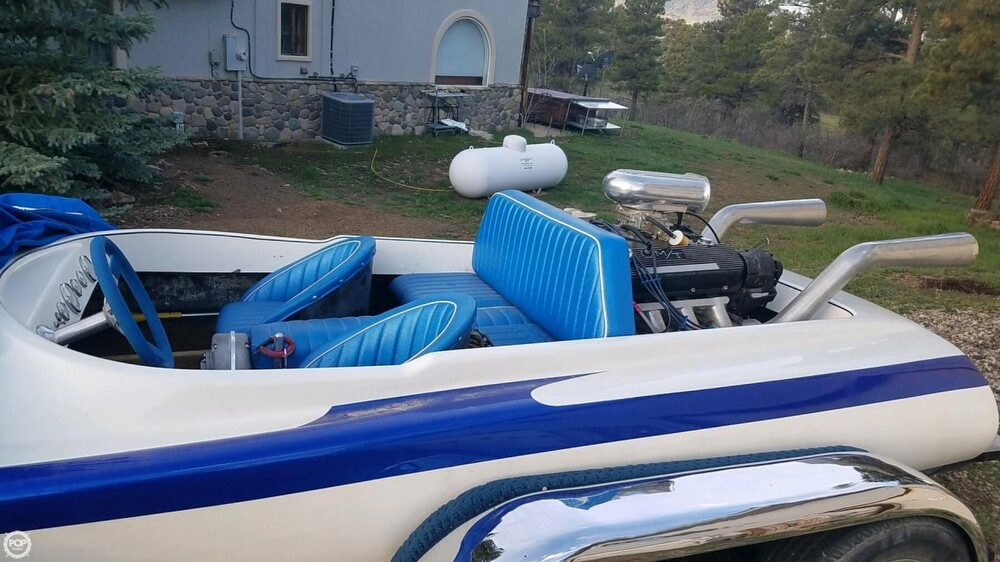 1978 Sanger boat for sale, model of the boat is Drag Runner & Image # 3 of 7
