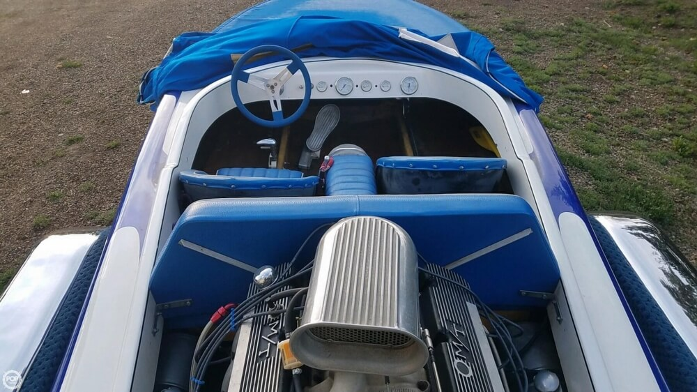 1978 Sanger boat for sale, model of the boat is Drag Runner & Image # 4 of 7