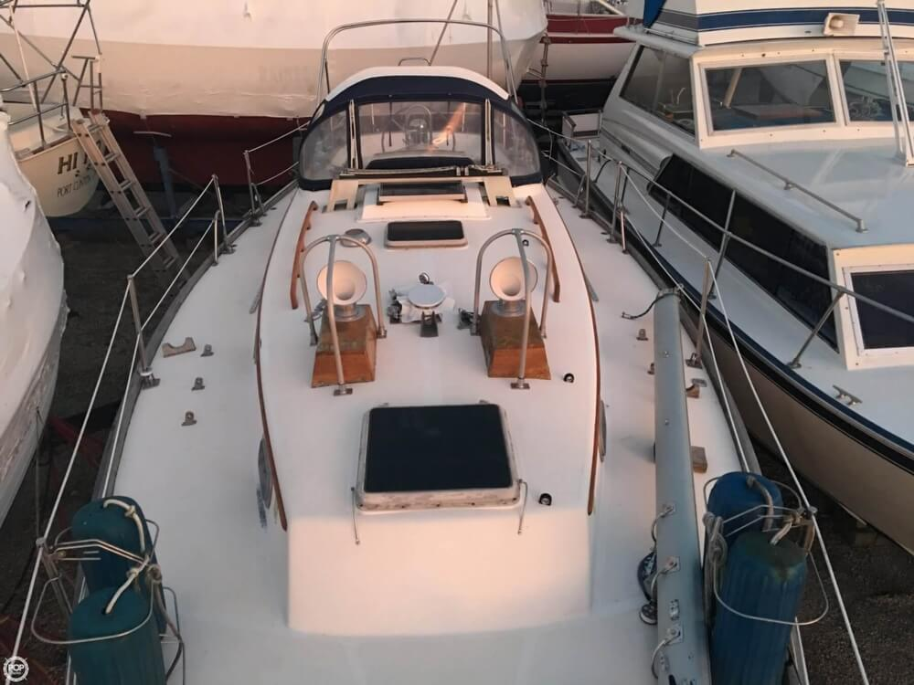 1983 Bristol Boats boat for sale, model of the boat is 35.5C & Image # 2 of 40
