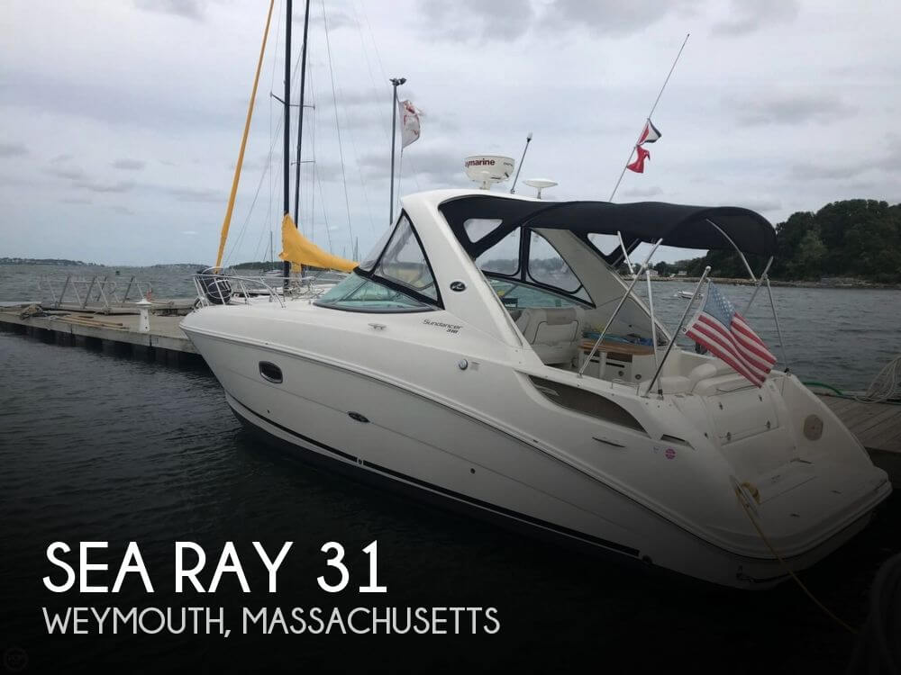 Used Sea Ray 31 Boats For Sale by owner | 2010 Sea Ray 31
