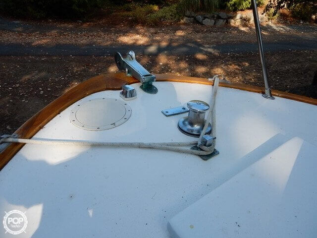 1957 Tollycraft boat for sale, model of the boat is 21 & Image # 8 of 40