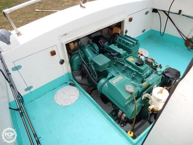 1957 Tollycraft boat for sale, model of the boat is 21 & Image # 12 of 40