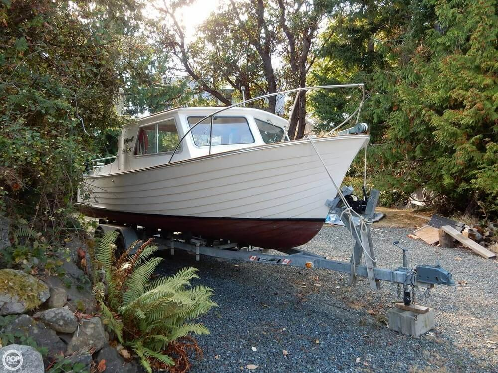 1957 Tollycraft boat for sale, model of the boat is 21 & Image # 4 of 40