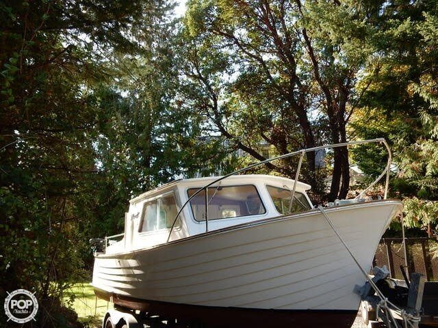1957 Tollycraft boat for sale, model of the boat is 21 & Image # 13 of 40