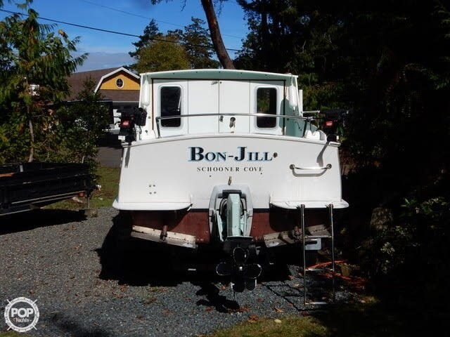 1957 Tollycraft boat for sale, model of the boat is 21 & Image # 17 of 40