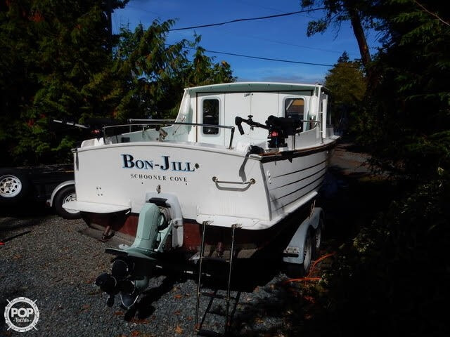 1957 Tollycraft boat for sale, model of the boat is 21 & Image # 18 of 40