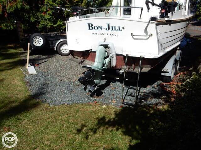 1957 Tollycraft boat for sale, model of the boat is 21 & Image # 19 of 40