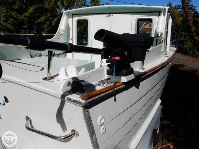 1957 Tollycraft boat for sale, model of the boat is 21 & Image # 23 of 40