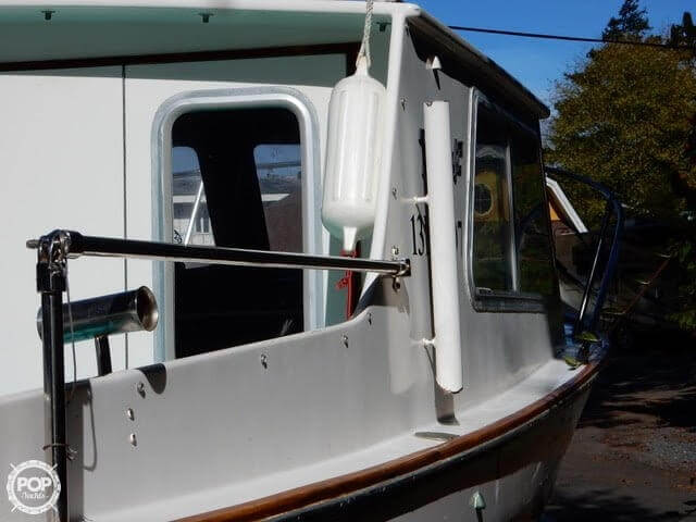 1957 Tollycraft boat for sale, model of the boat is 21 & Image # 24 of 40