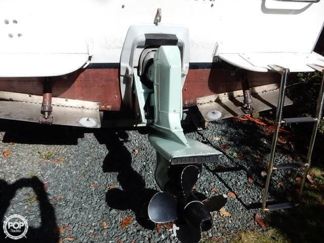 1957 Tollycraft boat for sale, model of the boat is 21 & Image # 39 of 40