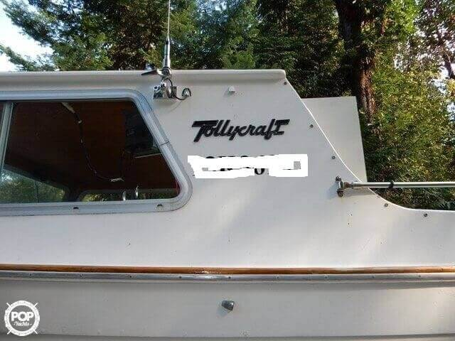 1957 Tollycraft boat for sale, model of the boat is 21 & Image # 5 of 40