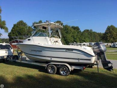 Seaswirl 2301 Striper, 24', for sale - $20,000