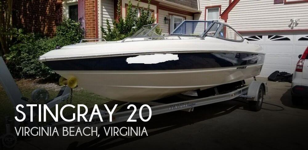 Used Stingray Ski Boats For Sale by owner | 2012 Stingray 20