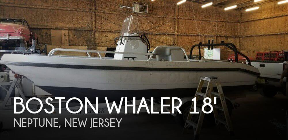 Used Boston Whaler 18 Boats For Sale by owner | 2004 Boston Whaler 18