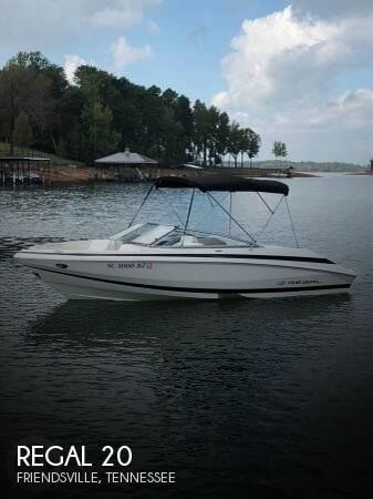 Used Regal 20 Boats For Sale by owner | 2008 Regal 20