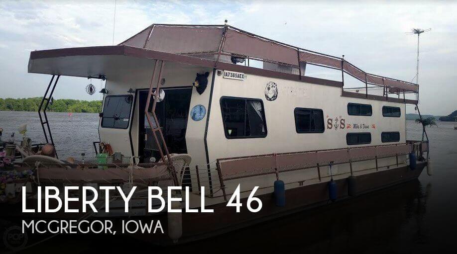 1990 Liberty Bell 46