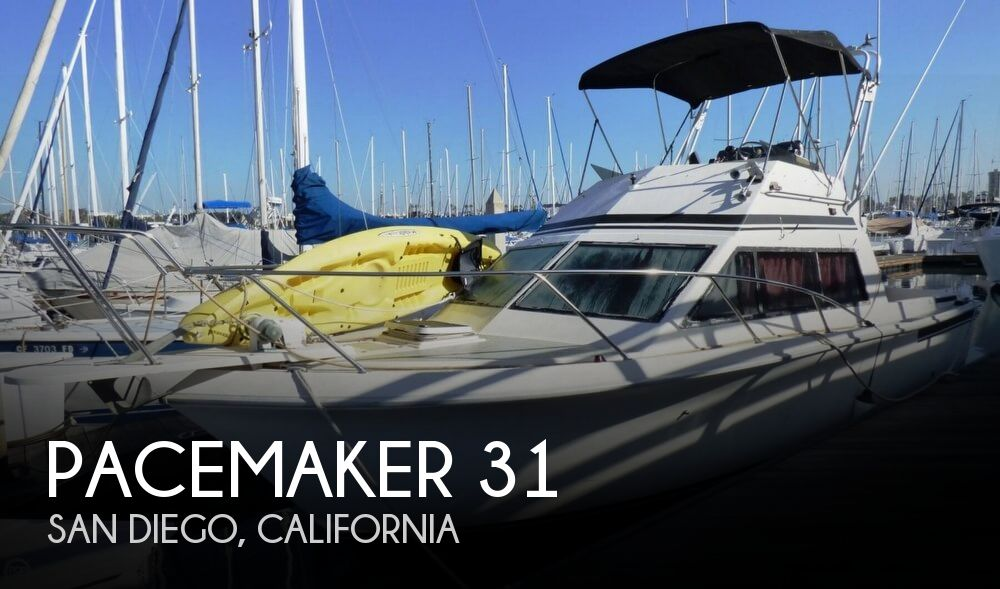 1978 Pacemaker 31 Sport Fisher
