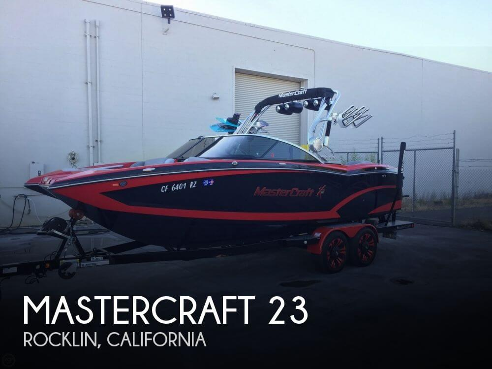 Used Boats For Sale in Sacramento, California by owner | 2016 Mastercraft 23