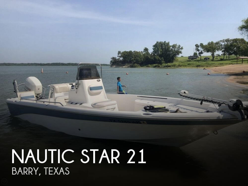Used Boats For Sale in Waco, Texas by owner | 2007 Nautic Star 21