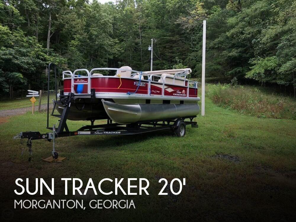 Used Sun Tracker Boats For Sale in Georgia by owner | 2018 Sun Tracker 20