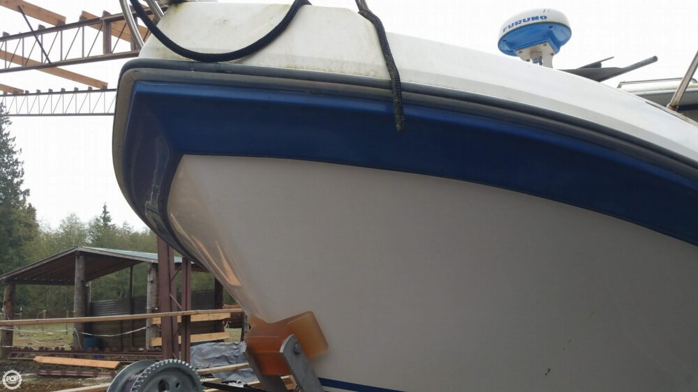 1990 Olympic Boat Co boat for sale, model of the boat is 23 & Image # 16 of 40
