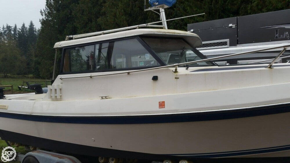 1990 Olympic Boat Co boat for sale, model of the boat is 23 & Image # 6 of 40
